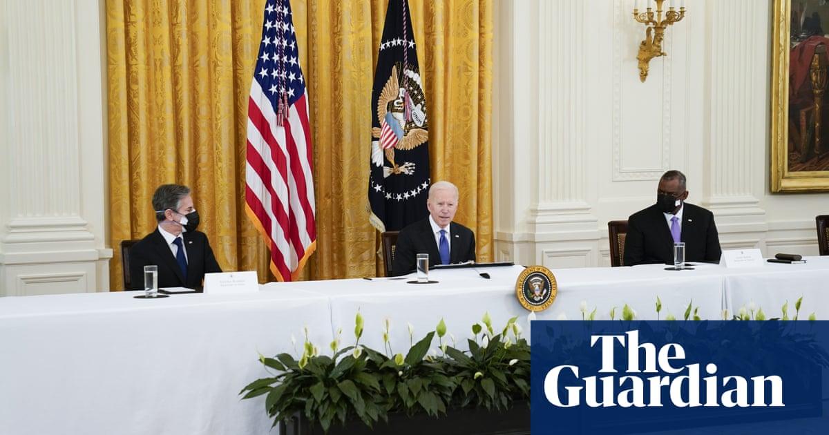 Biden's cabinet meeting proves the reality TV presidency wasn't renewed