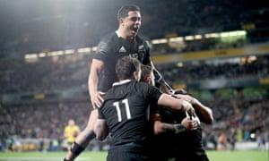 Bledisloe Cup, New Zealand v Australia