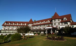 The Algonquin Resort at St Andrews by-the-Sea