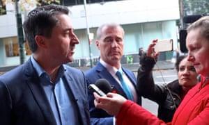ABC news boss Gaven Morris faces staff revolt over spiked Adani