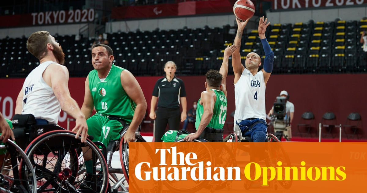 Perfection from imperfection: Paralympics are showing you can still find a way | Ade Adepitan