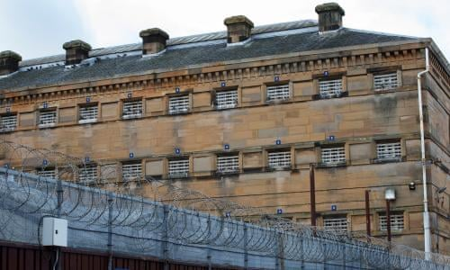 Scotland S Prisons Under Pressure As Inmate Numbers Rise Prisons And Probation The Guardian