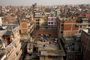 Historic centre of Kathmandu, Nepal