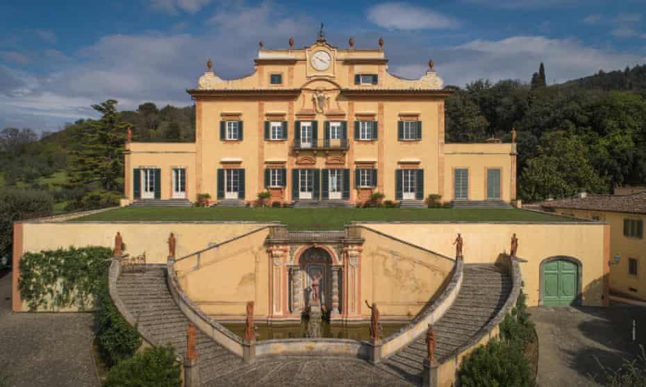 Villa la Tana, Florence