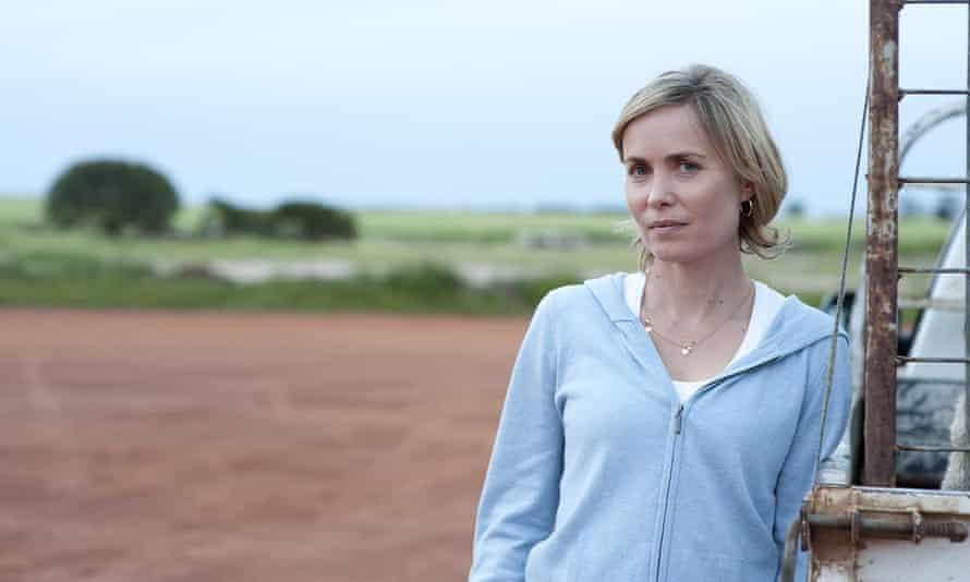Radha Mitchell stars in Sue Brooks' 2016 film Looking for Grace, which was led by an all-woman creative team.