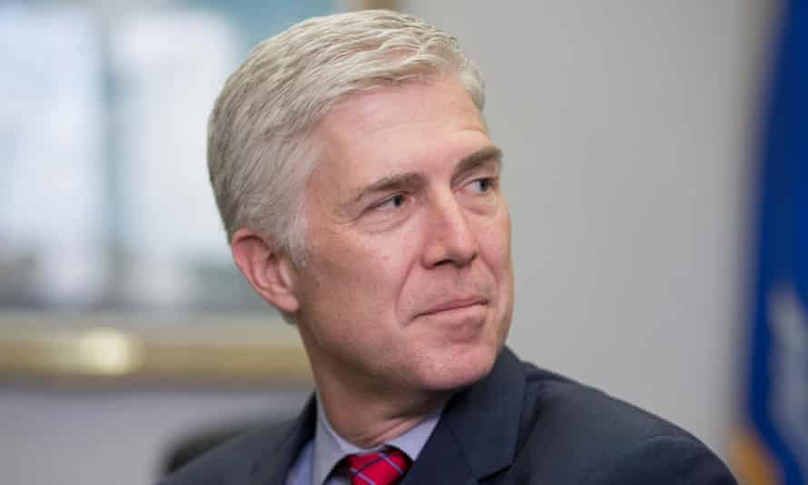 Neil Gorsuch criticized the president's tweet targeting a federal judge, Gorsuch's spokesman says.