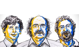 David Thouless, Duncan Haldane and Michael Kosterlitz have been awarded the 2016 Nobel prize in physics.