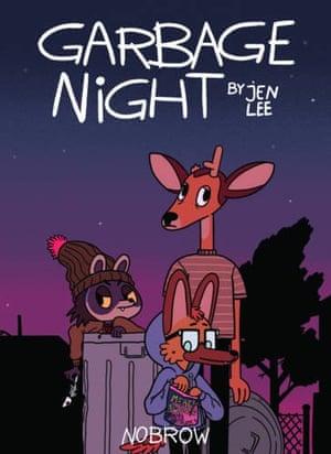 Garbage Night by Jen Lee