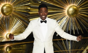 Chris Rock was Emmy nominated for hosting this year's Oscars