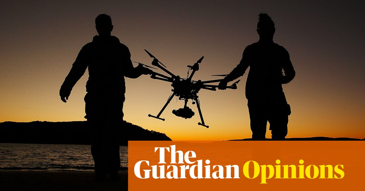 Fighting War On Terror By Flying Blind >> How Do We Thwart The Latest Terrorist Threat Swarms Of Weaponised
