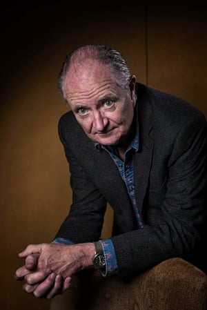 Jim Broadbent made his acting debut in an old prisoner of war Nissen hut where the community used to put on plays.