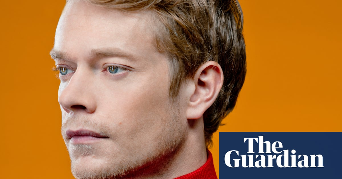 Alfie Allen: 'The only competition on Game Of Thrones was over who had the best six-pack'