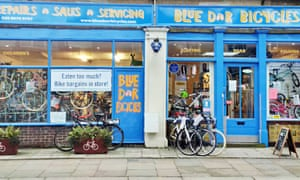 Blue Door Bicycles in Crystal Palace will soon shut its door for good.