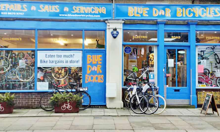 Blue Door Bicycles in Crystal Palace will soon shut its door for good.