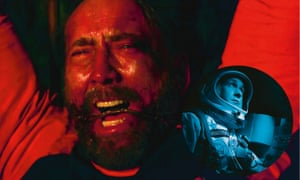 Natural born thriller... Cage in Mandy; and First Man's Gosling.