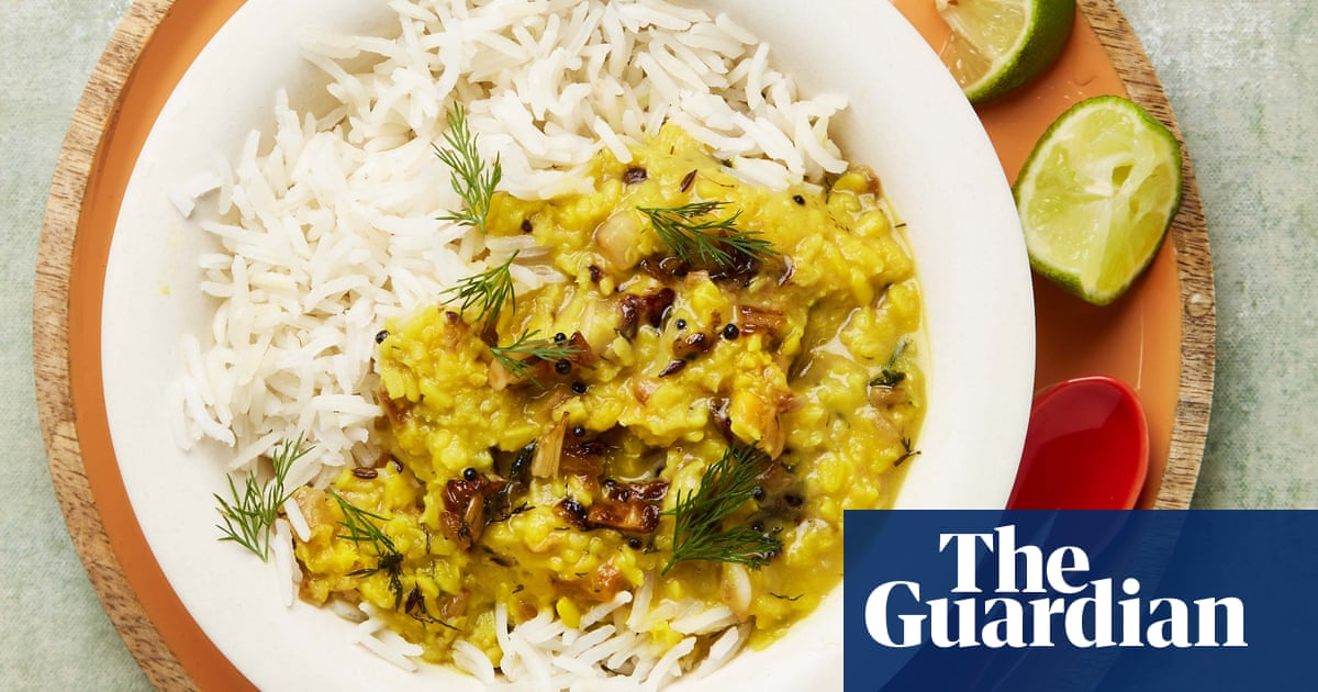 Meera Sodha's vegan recipe for fennel and dill dal