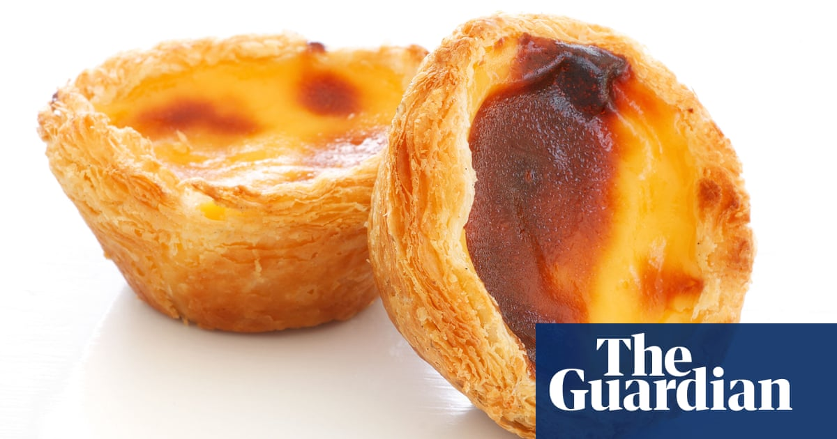Can you solve it? A tray of Portuguese delights