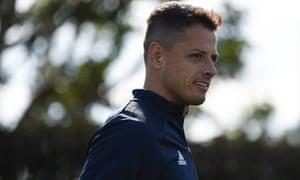 Javier Hernández will be hoping to deliver LA Galaxy their first title since 2014