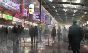 Neon and corporate dystopias: why does cyberpunk refuse to