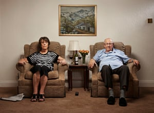 'Nailed it': Gogglebox's June and Leon.