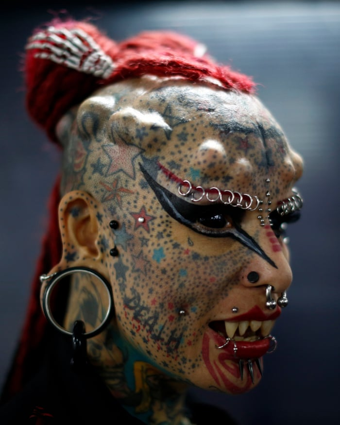 Forked tongues and tattooed eyeballs: should body modification be