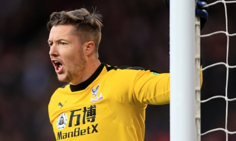 Crystal Palace's Wayne Hennessey charged by FA over alleged Nazi salute