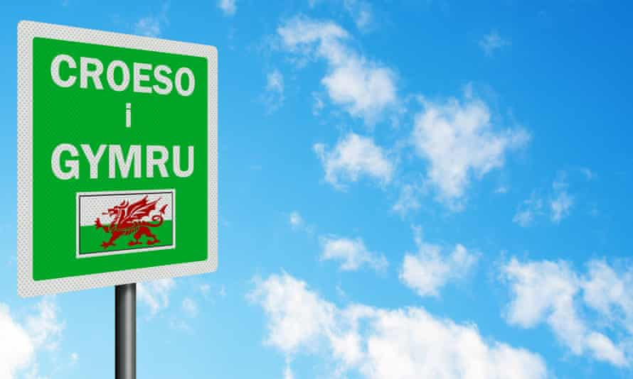 'I'm learning Welsh because I thought it was about time I did so, having spent so much time there on holiday all my life.'