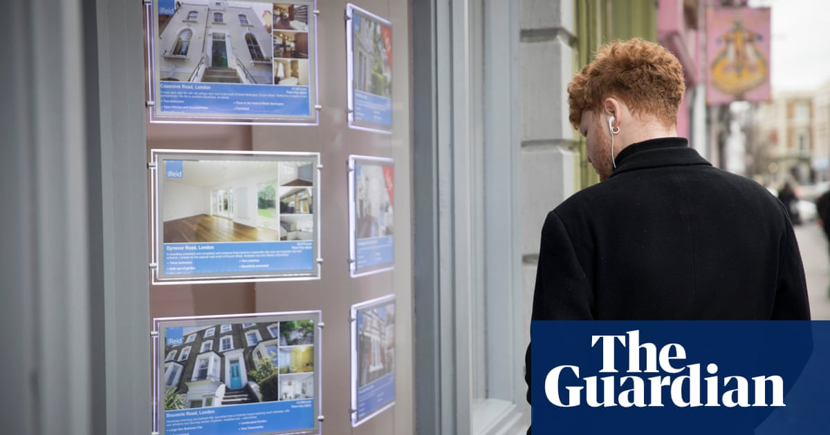 Home ownership among young people rises after decade of decline