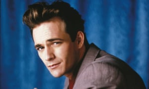 He never sneered at fans – he knew what he meant to them ... Luke Perry.