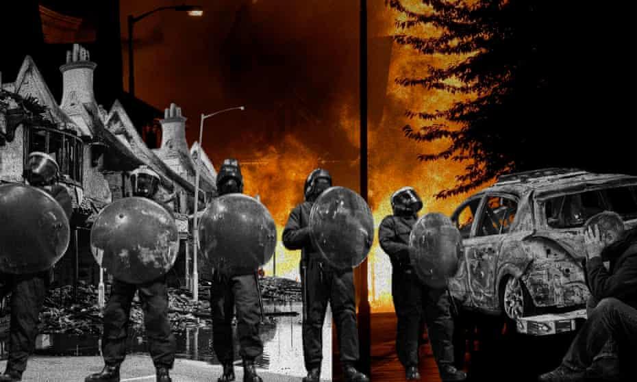 UK Riots - review Design