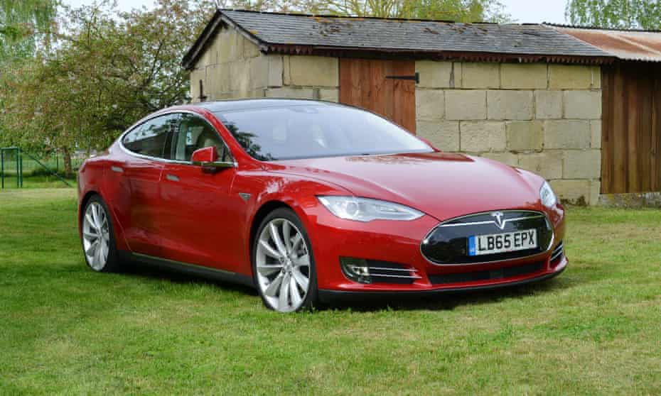 The Tesla Model S is the first electric vehicle to come close enough to replicating the range and experience of a gasoline-driven car and give the traditional British driving holiday an all-electric twist.