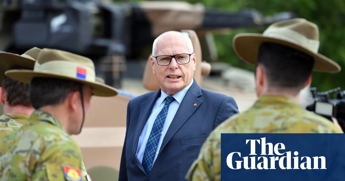 Jim Molan to take leave from parliament to fight 'aggressive form of cancer'