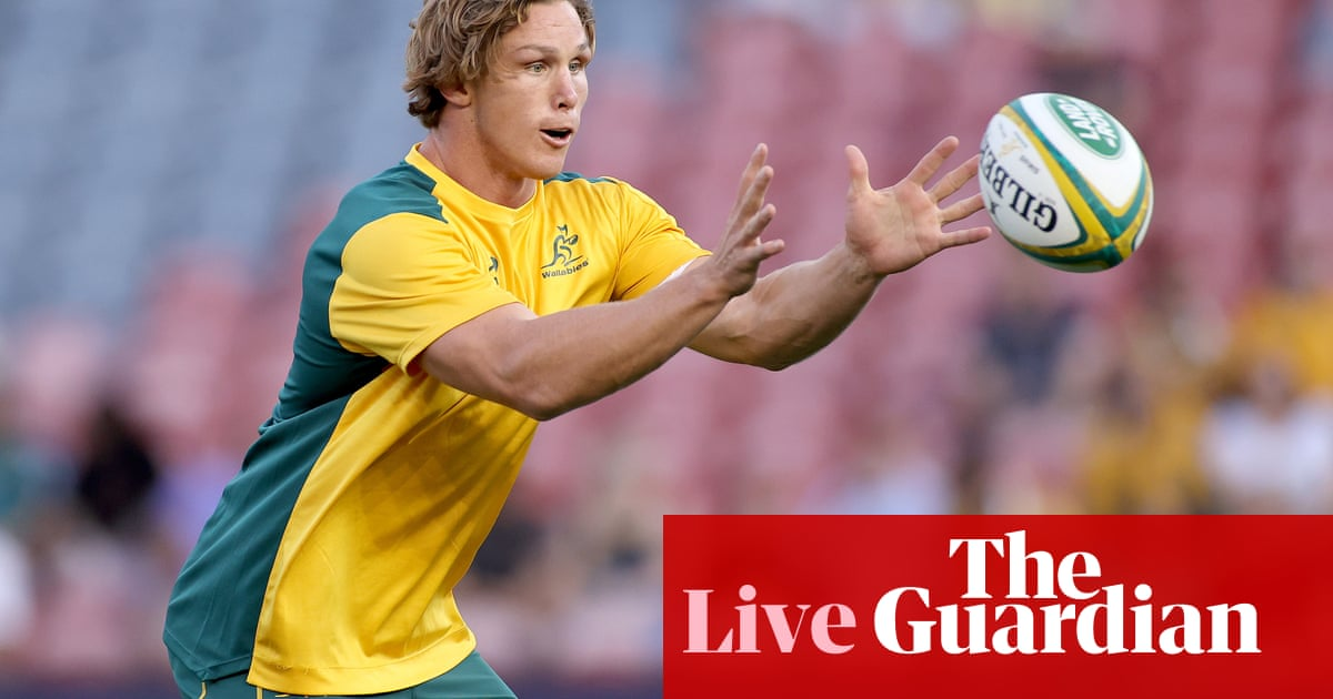 Argentina v Wallabies: Rugby Tri-Nations – live! – The Guardian
