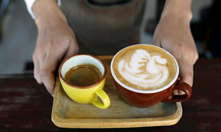 For those who drank two cups of coffee a day, the risk of hepatocellular cancer was reduced by 35% compared to those who drank no coffee.