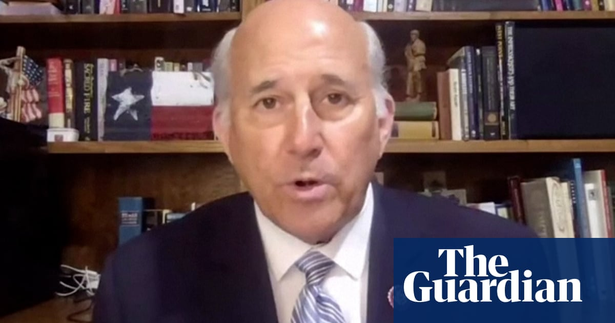 Republican congressman suggests changing moon's orbit to fight climate change – video