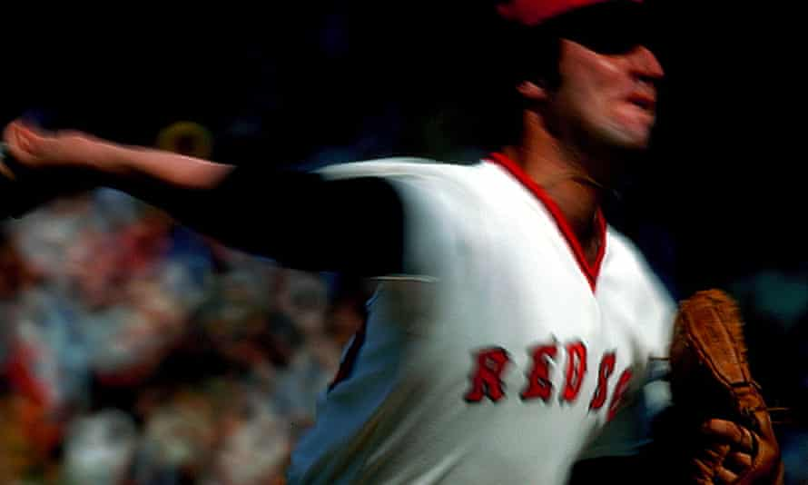 Red Sox pitcher Bob Stanley in 1978.