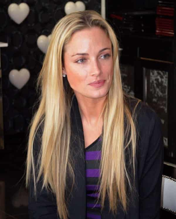 Reeva Steenkamp pictured in 2012.