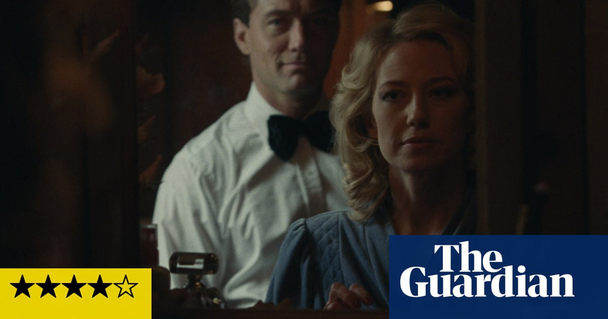 The Nest review – Jude Law and Carrie Coon fall apart in eerie 80s drama