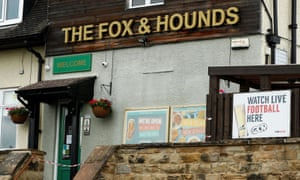 The Fox & Hounds pub