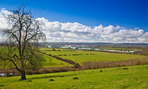 Morrisons' vast Bridgwater centre in Somerset.