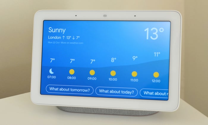 Google Home Hub review: the smart display to buy | Technology | The
