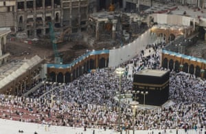 Mecca beyond the hajj