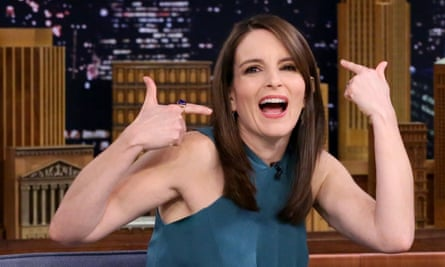 Tina Fey on The Tonight Show with Jimmy Fallon