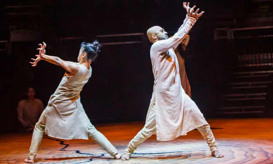 Until The Lions by Akram Khan Company at Roundhouse, London.
