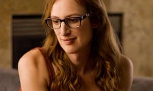 Violet (Jen Richards) in Her Story