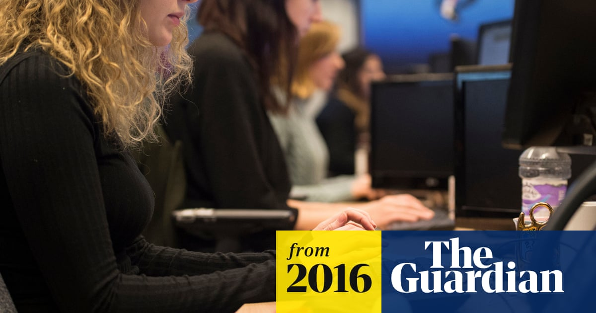 31ff656af55 Britain's agency workers underpaid and exploited, thinktank says ...