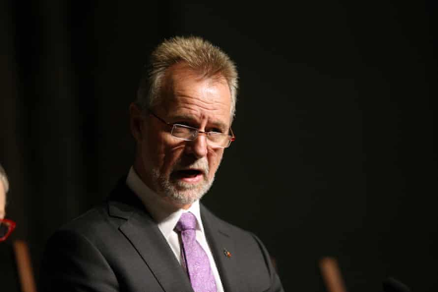 Minister for Indigenous affairs Nigel Scullion