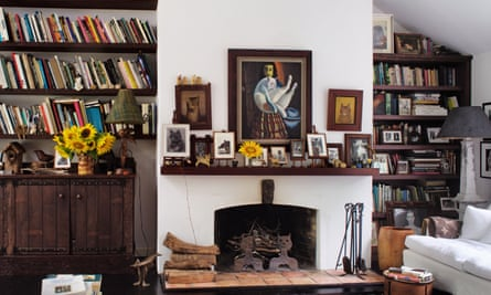 Grace Coddington's Long Island retreat.