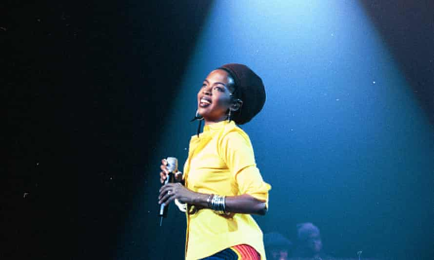 Lauryn Hill: 'respect is just a minimum'.