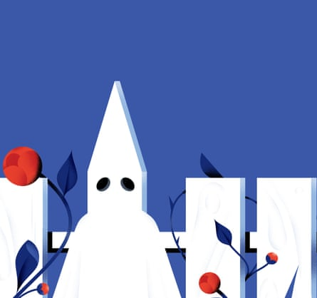 Ku Klux Klan also adopted 'America first' as a motto.